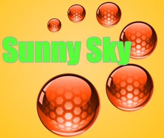 Sunny Sky 13